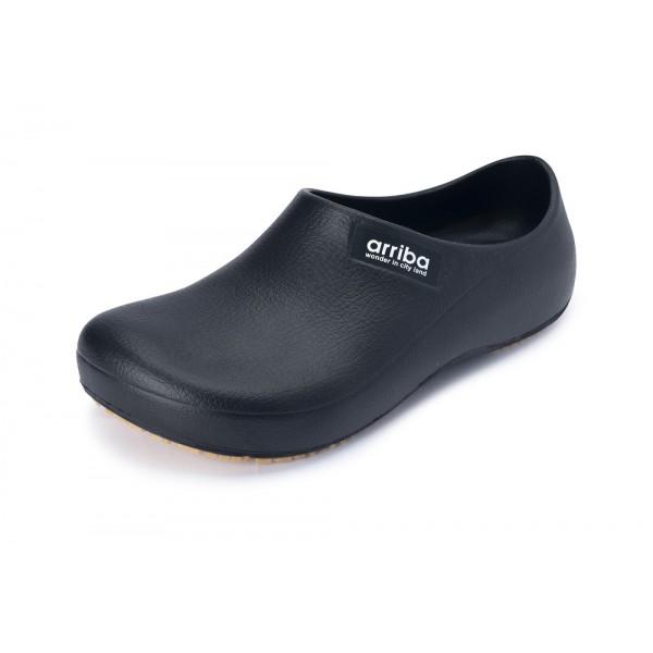 男女PVC橡膠底廚師鞋 (通過SRC防滑測試)