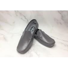 Vic & Charming 日本製 女裝船鞋款灰色雨鞋
