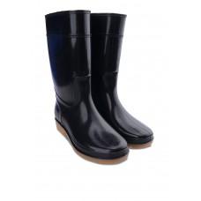 勞工水靴 (黑色長筒)