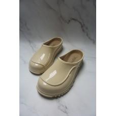 Health 日本製 女裝(米色)高級廚師鞋
