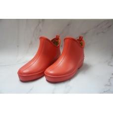 Health Maruyo日本製 女裝(紅色)超闊雨靴