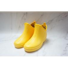 Health Maruyo日本製 女裝(黃色)超闊雨靴