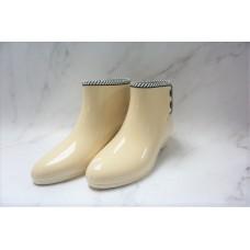 Health Maruyo日本製 (米白)淑女雨靴
