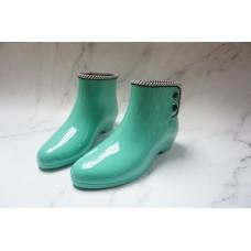 Health Maruyo日本製 (薄荷綠)淑女雨靴