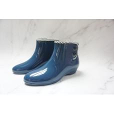 Health Maruyo日本製 (軍藍)淑女雨靴