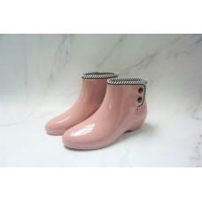 Health Maruyo日本製 (粉紅)淑女雨靴