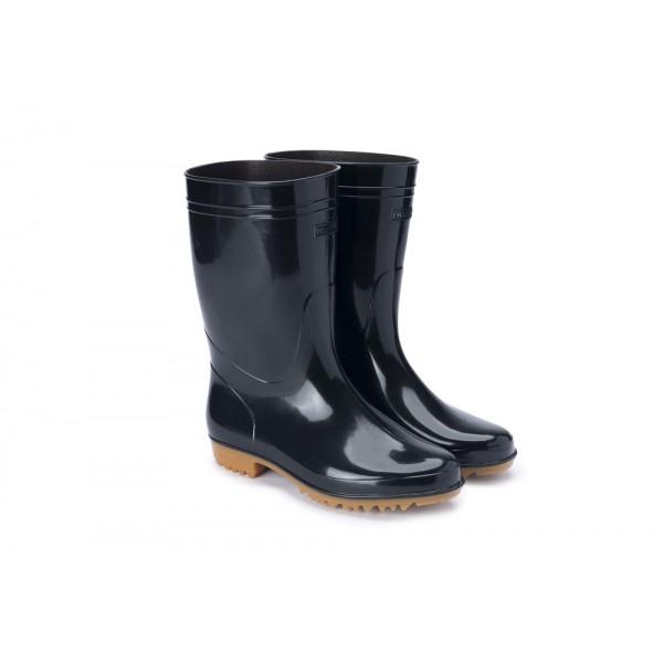 G3-日本製弘進-勞工水靴-(黑色)